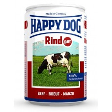 Happy Dog Pure Rind (Beef) - 400 G dog WET food