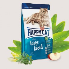 Happy Cat Adult Large Breed - 4 KG cat dry food