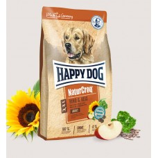 Happy Dog NATURCROQ RIND&RIES 15KG dog dry food
