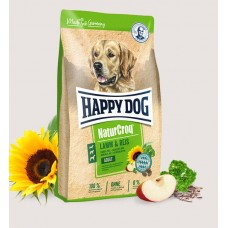 Happy Dog NATURCROQ LAMM&REIS 15KG dog dry food