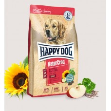 Happy Dog NATURCROQ ACTIVE 15KG dog dry food