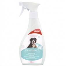 Bioline STAIN REMOVER SPRAY (DOG&CAT) dog item hygiene clean-up