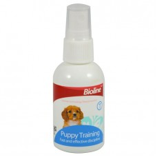 Bioline PUPPY TRAINING SPRAY 50ML dog item training