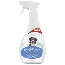 Bioline KEEP OFF SPRAY (DOG) 300ML dog item training