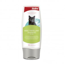 Bioline Insect Repellant Shampoo for Cats -250 ml