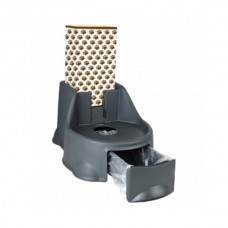 OURPETS NO TOUCH LITTER BOX (KITTY POTTY) cat open toilet