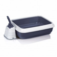 IMAC Litter Tray + Scoop with Stand- 59x40x28cm (81494)
