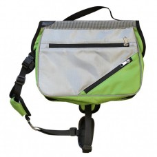 Alcott ADVENTURE BACKPACK - MEDIUM - GREEN cat item dog item