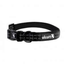 Alcott ADVENTURE COLLAR - LARGE - BLACK