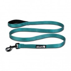 Alcott  ADVENTURE LEASH - 6FT, SMALL - BLUE
