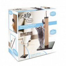 All For Paws AON SCRATCHING POST WITH WAND