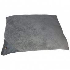 ALL FOR PAWS LAMBSWOOL PILLOW DOG BED - SMALL/GREY