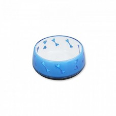 All For Paws DOG LOVE BOWL - BLUE / S