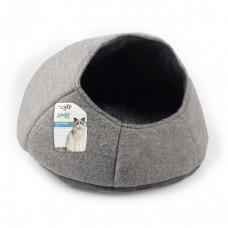 ALL FOR PAWS NEST CAT BED GREY