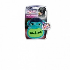 ALL FOR PAWS DOG TREAT HIDER GREEN MONSTER - S