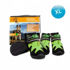 All For Paws OUTDOOR DOG SHOES - GREEN / XL