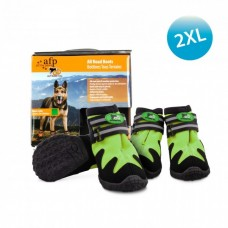 All For Paws OUTDOOR DOG SHOES - GREEN / 2XL