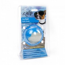 All For Paws CHILL OUT ICE BALL - SMALL dog item toy