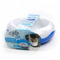 All For Paws CHILL OUT COOLER BOWL - LARGE
