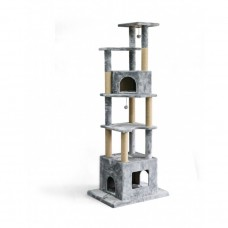 ALL FOR PAWS NP DESIGN CAT TREE GREY X-LARGE