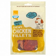 Armitage CHEWY CHICKEN FILLETS - 80G dog treats