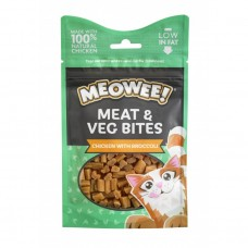 ARMITAGE MEOWEE MEAT, VEG & CHICKEN WITH BROCCOLI 35G