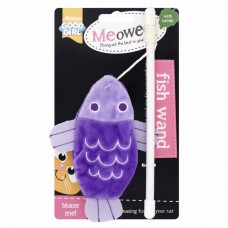 Armitage MEOWEE FISH WAND cat toy