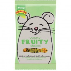 Armitage FRUITY BITES BISCUIT - 50G small animal item hamster item rabbit