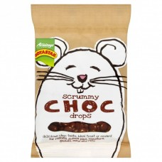 Armitage CHOC DROPS - 50G small animal item hamster item rabbit