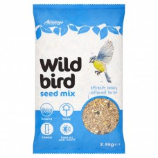 Armitage SEED MIX - 2.5KG (NEW PACKAGING SAME FORMULA) bird item food