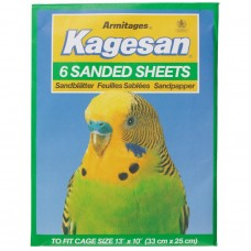 Armitage KAGESAN SAND SHEETS - NO 4 GREEN bird item