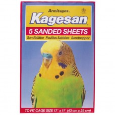 Armitage KAGESAN SAND SHEETS - NO 6 RED bird item