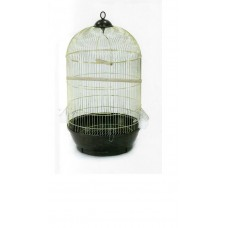 Dayang BIRD CAGE DNG (ROUND): SIZE:40x40x70cm bird item cage small