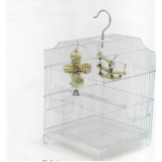 Dayang BIRD CAGE DNG (MEDIUM): SIZE:33×31.5×60cm bird item cage small