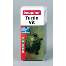 Beaphar VITAMINS FOR AQUATIC TURTLES 20ML small animal item turtle