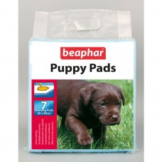 Beaphar PUPPY PADS PACK OF 7 dog item training