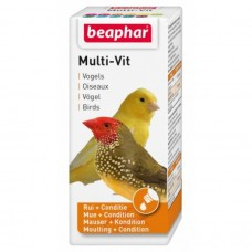 Beaphar MULTI VITAMIN BIRD 20ML (NEW FORMULA) bird item health care
