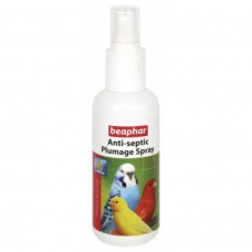 Beaphar ANTI-SEPTIC PLUMAGE SPRAY - 150 ML bird item health care