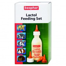 Beaphar LACTOL FEEDING SET small animal item hamster item rabbit