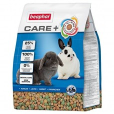 Beaphar CARE+ RABBIT FOOD 1.5KG small animal item rabbit