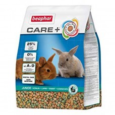 Beaphar CARE+ RABBIT JUNIOR FOOD 1.5KG small animal item rabbit