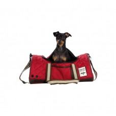 Bobby ATHLETIC BAG - RED / MEDIUM carrier