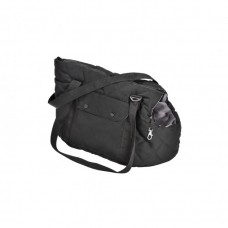 Bobby SAC PROMENADE BICOLOR - BLACK / SMALL carrier