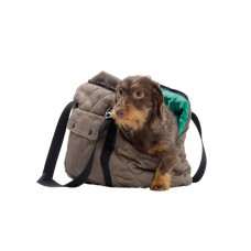 Bobby SAC PROMENADE BICOLOR - BROWN / MEDIUM carrier