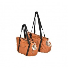 Bobby SAC PROMENADE BICOLOR - CARAMEL / MEDIUM carrier