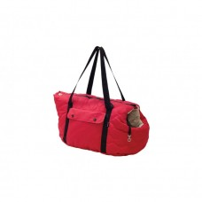 Bobby SAC PROMENADE BICOLOR - RED / MEDIUM carrier