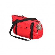 Bobby SAC PROMENADE BICOLOR - RUBY / SMALL carrier