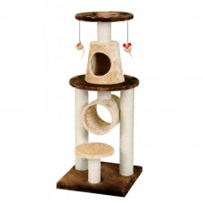 Fauna BONALTI CAT PLAY TOWER - BROWN-BEIGE cat item