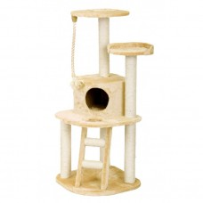 Fauna ALMERICH CAT PLAY TOWER - BEIGE cat item