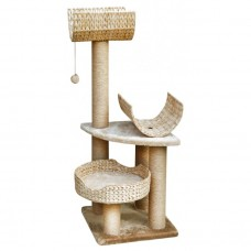 Fauna PALUCCO CAT PLAY TOWER - BEIGE cat item